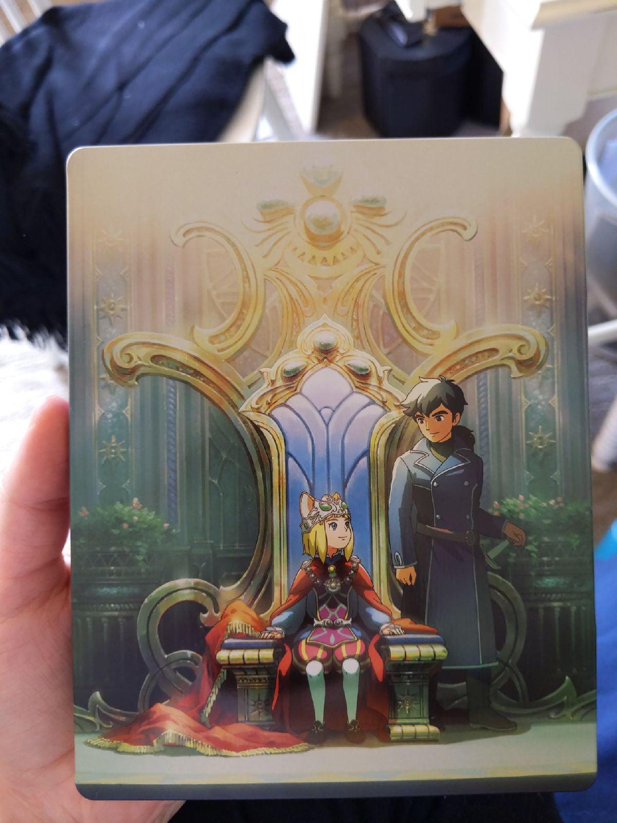 Ni No Kinu II Deluxe edition cds
