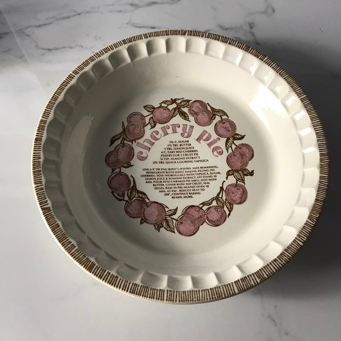 ROYAL CHINA plate