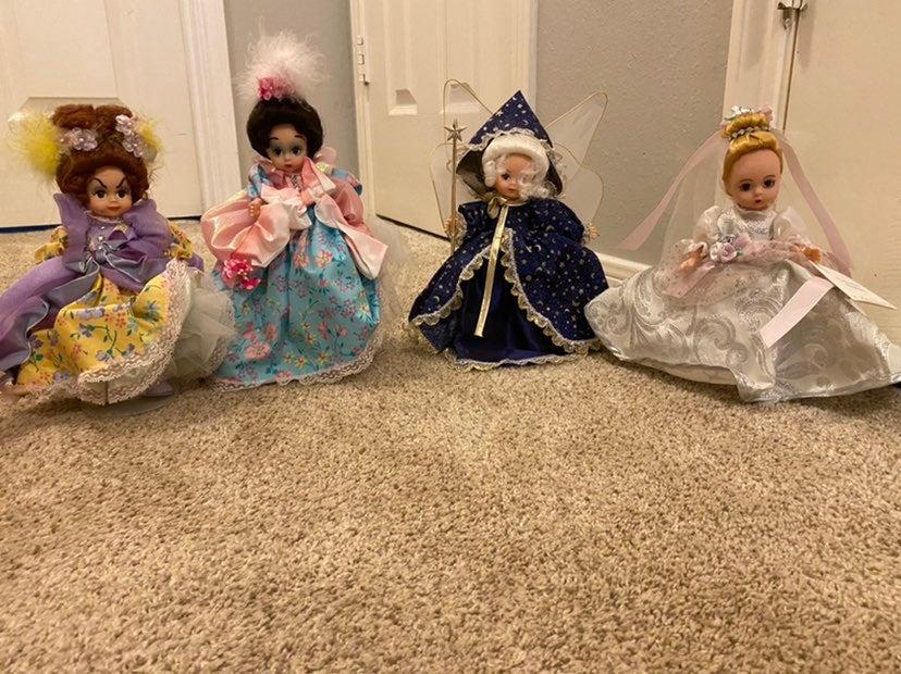 Cinderella madame alexander