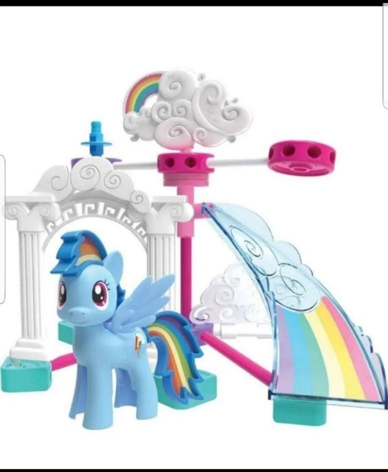 My Little Pony Spin and Soar Rainbow Das