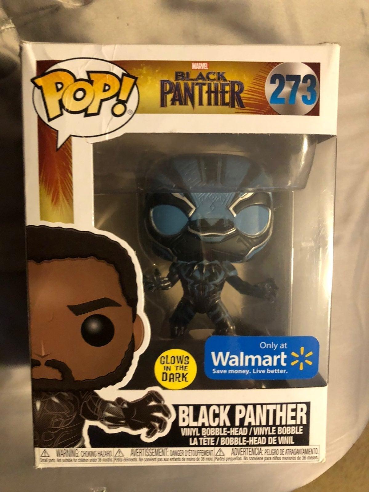 Black Panther Walmart Excl. Funko Pop