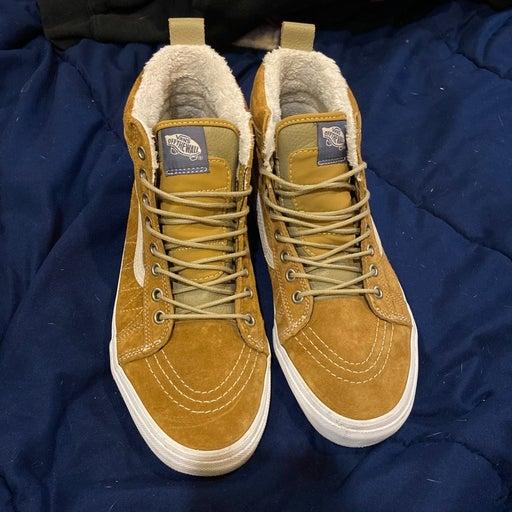 Vans Fleece Lined Sk8-Hi