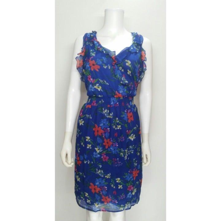 Old Navy  Floral Dress Size Large