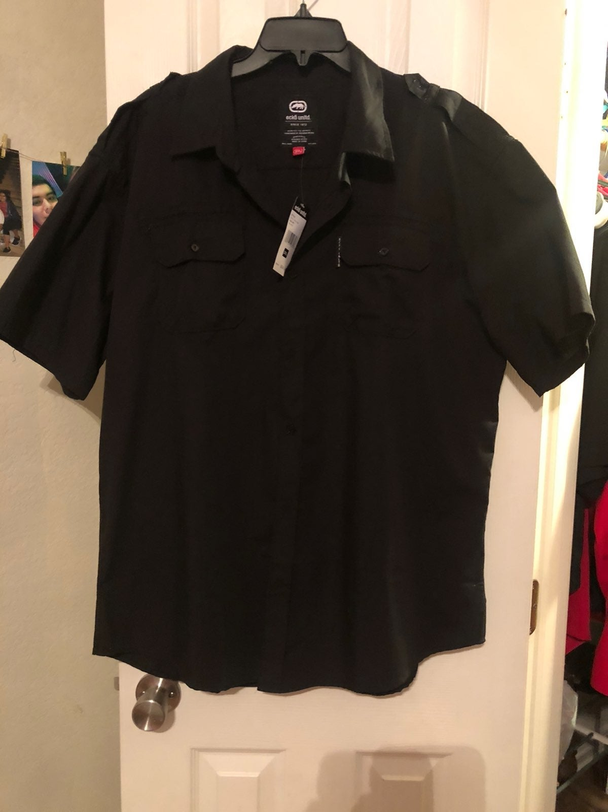 MEN echo untld shirt