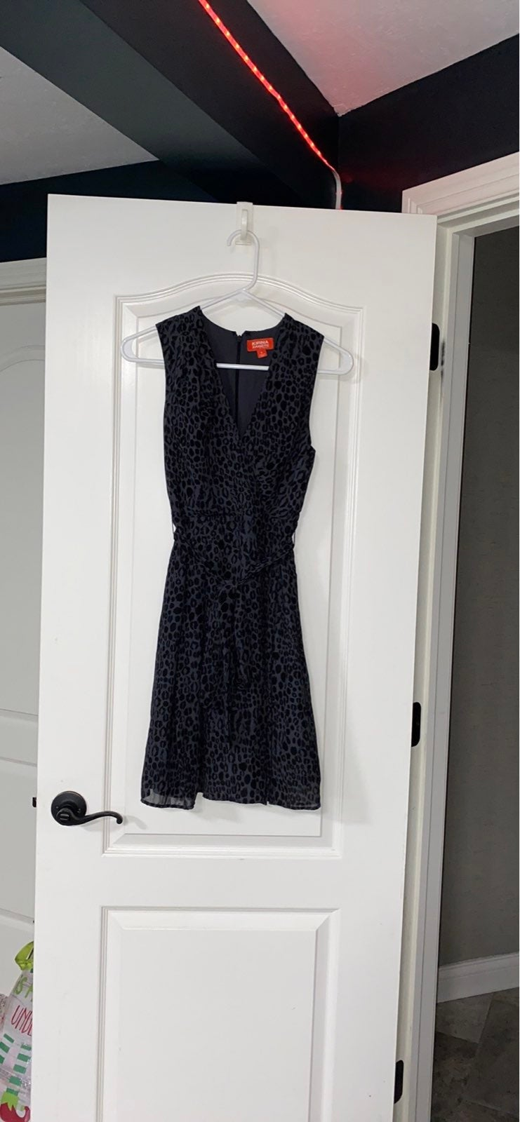 Women's Kirna Zabete Cheetah Dress