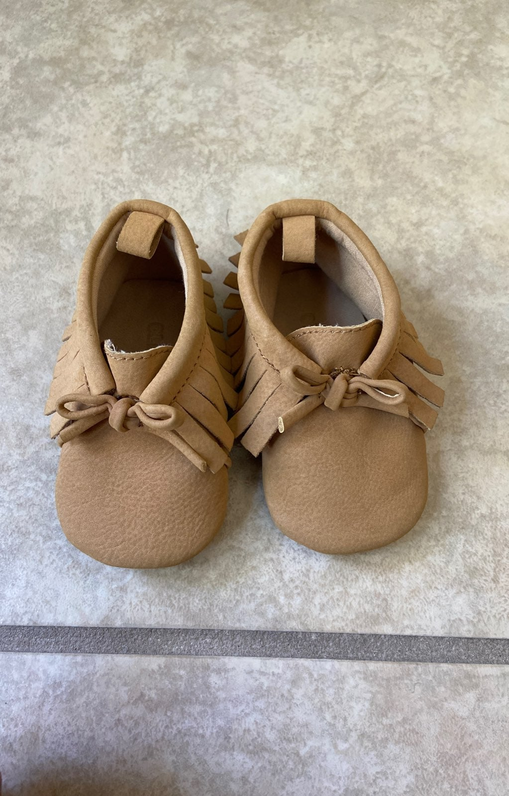 OLD NAVY | baby moccasins