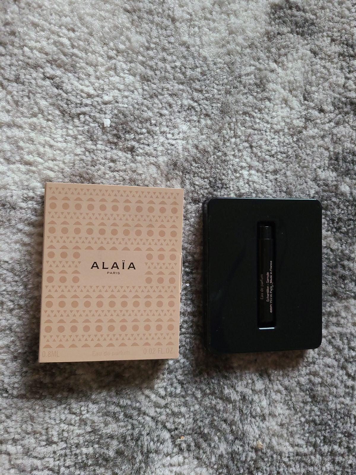 New ALAIA Eau de Parfum 0.8 ml / 0.02 oz