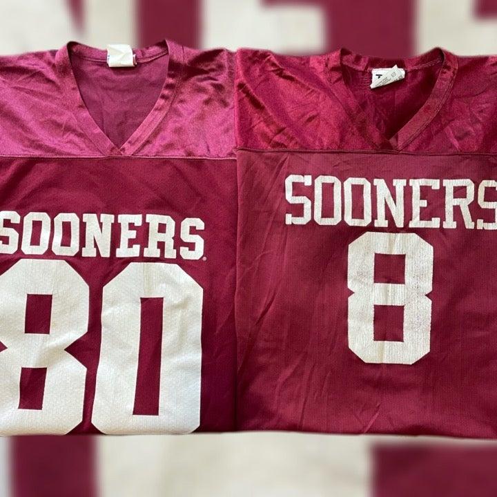 Oklahoma Sooners Football Jersey Bundle