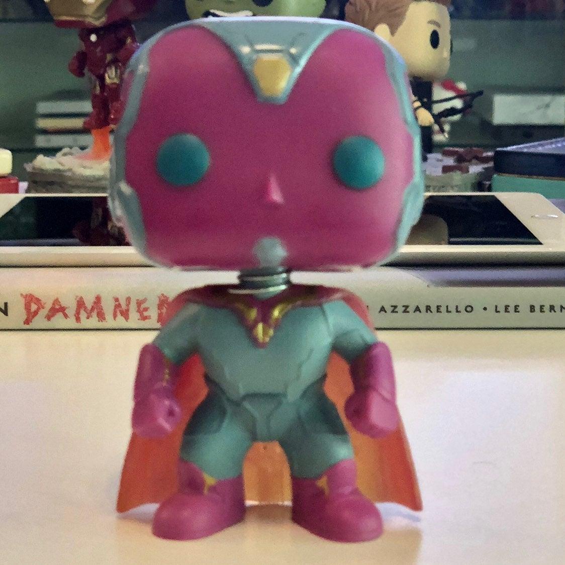 Vision Marvel Avengers Funko POP!