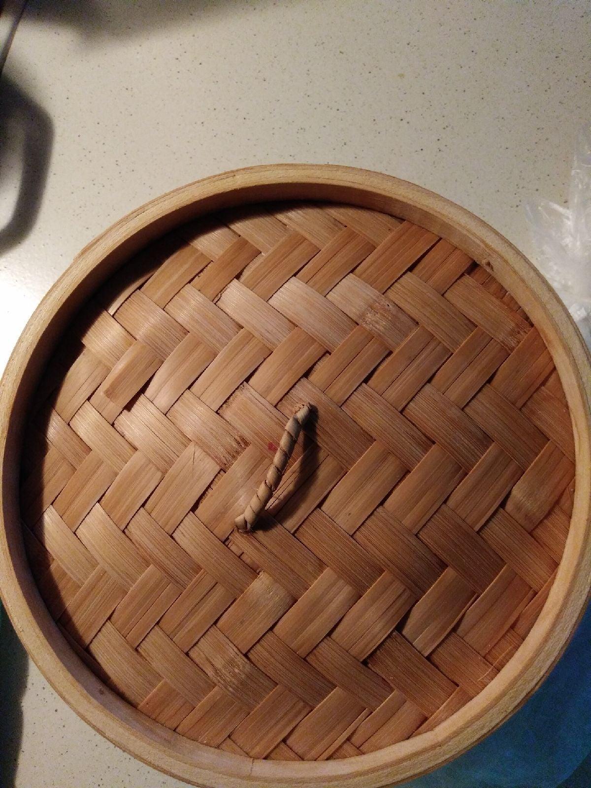 Wooden Food Steamer
