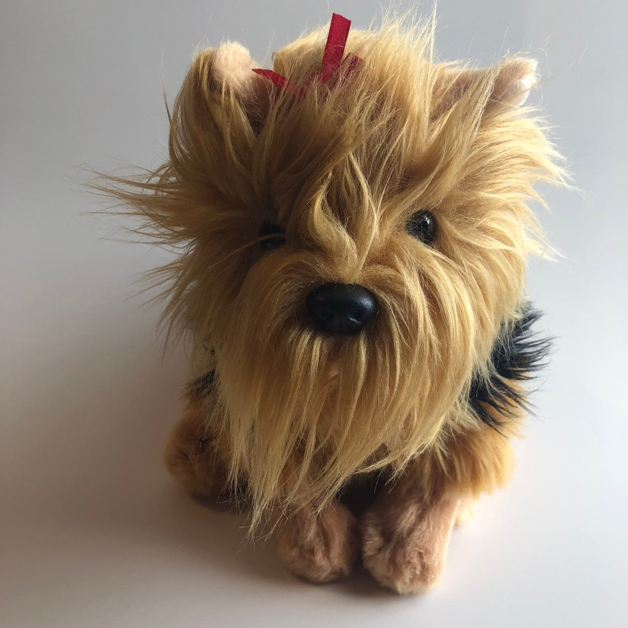 Toys R Us Yorkie Yorkshire Terrier Plush