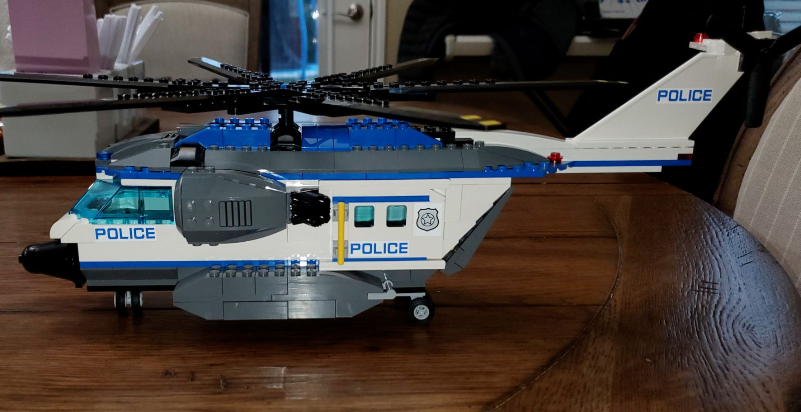 Lego City Police Helicopter 60046