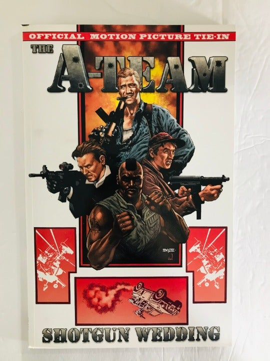 The A-Team Official Movie Adaption TPB