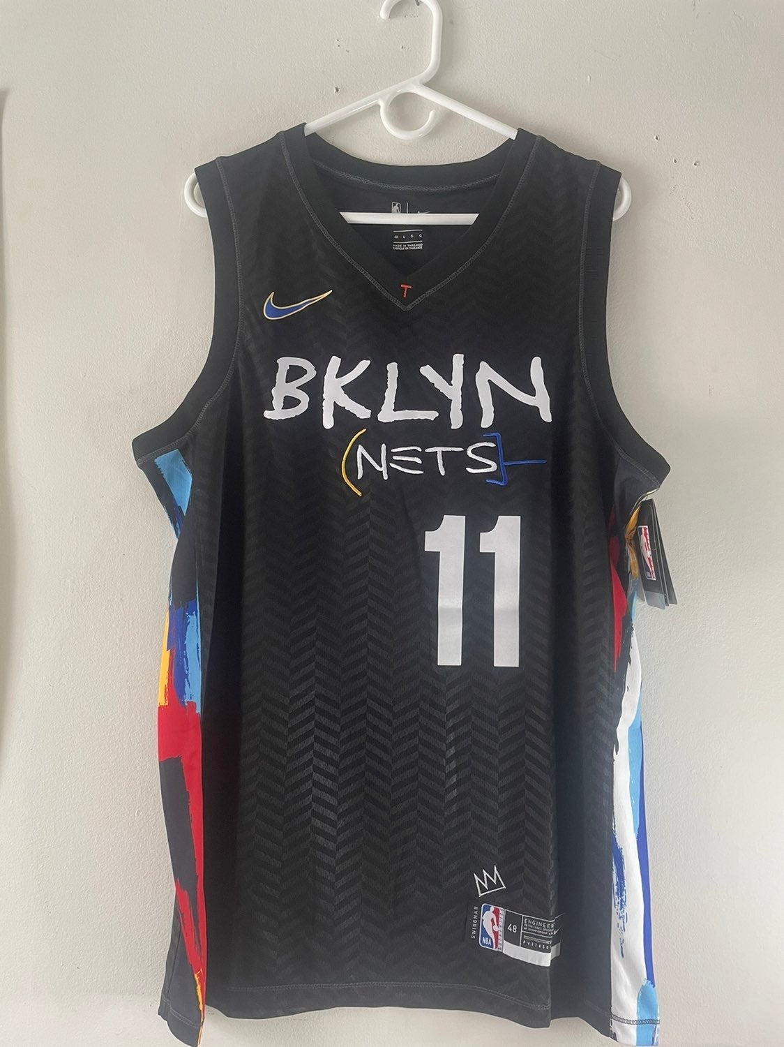 Kyrie Irving Large Jersey