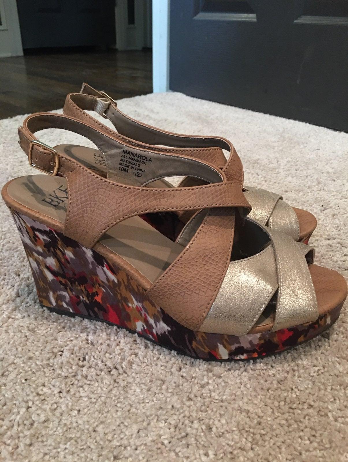 BKE Wedge Sandals