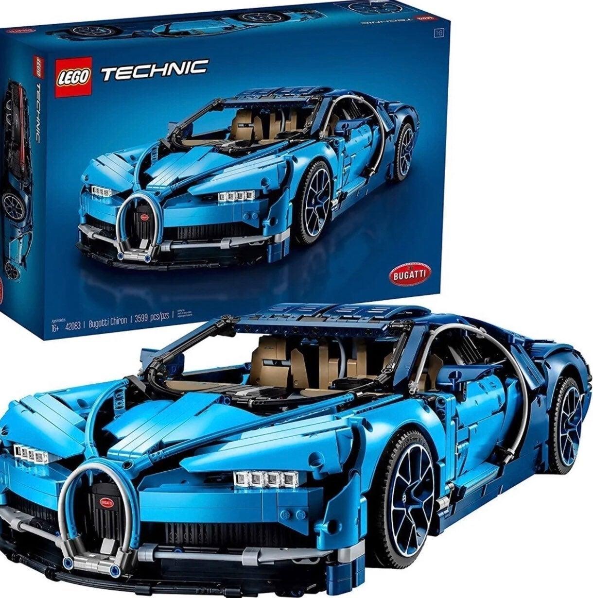 Lego 42083 Bugatti Chiron Factory Sealed