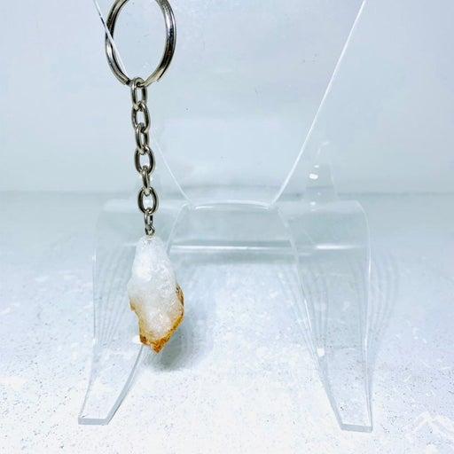 12G Citrine Crystal Key Chain B