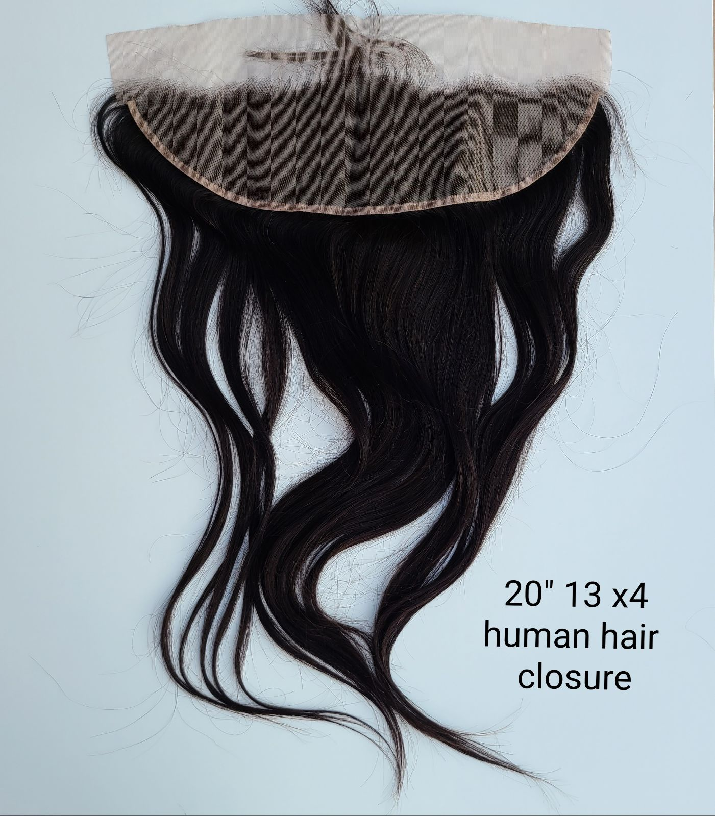 human hair lace front