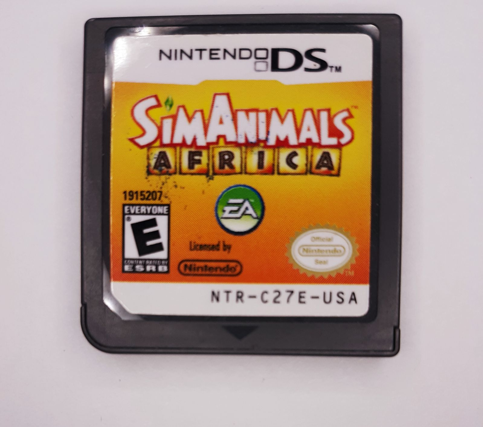 Sim Animals Africa DS