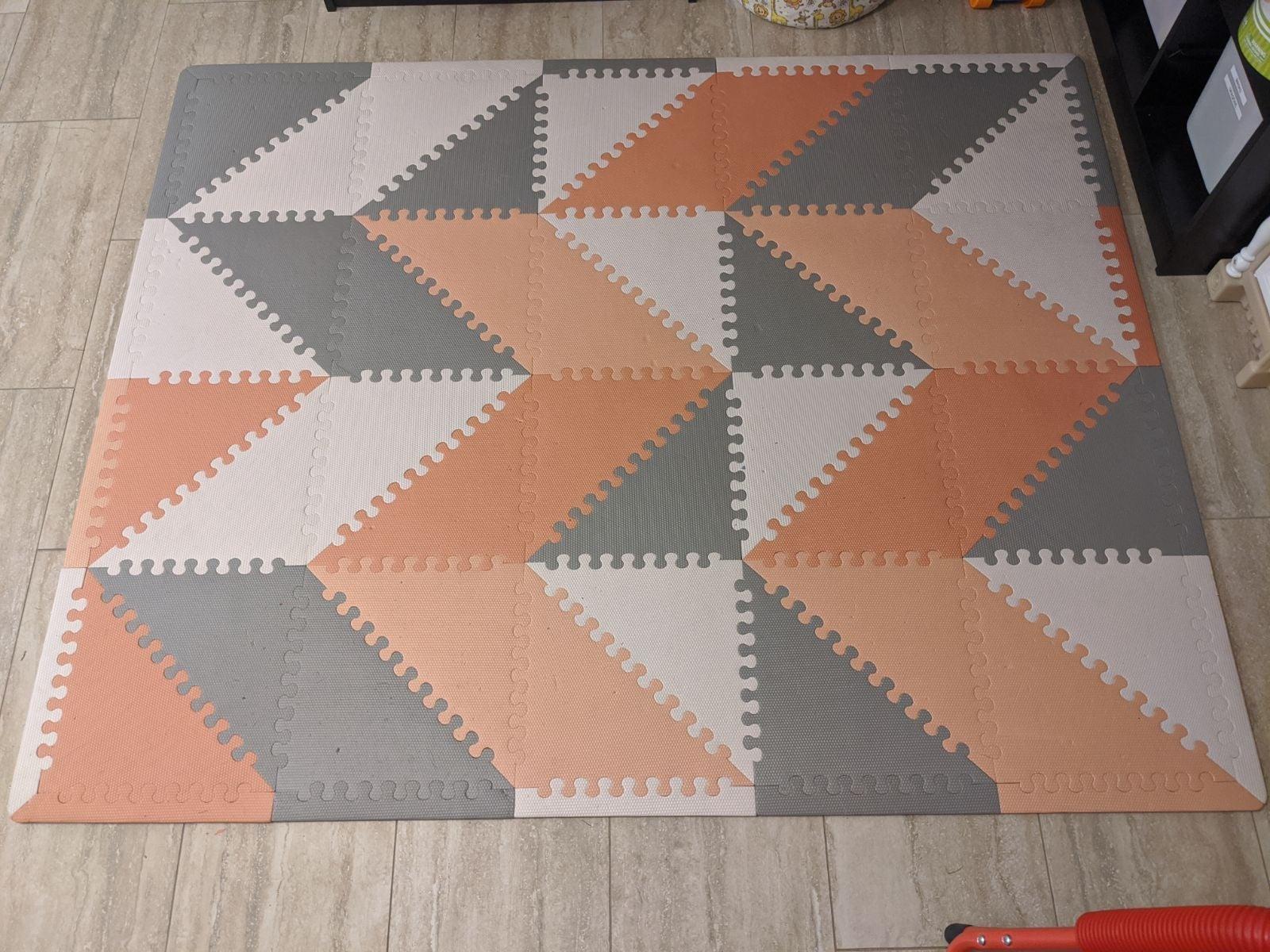 Skip Hop foam floor tiles