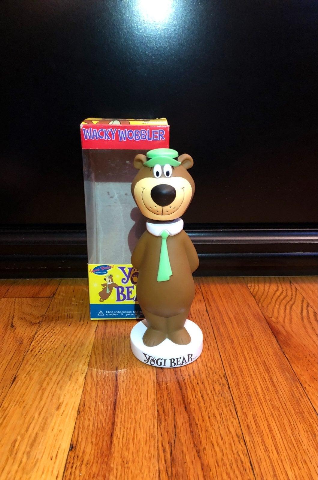 Funko Yogi Bear Wacky Wobbler Figure