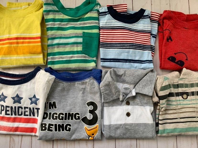 Boys 3T T-shirt bundle