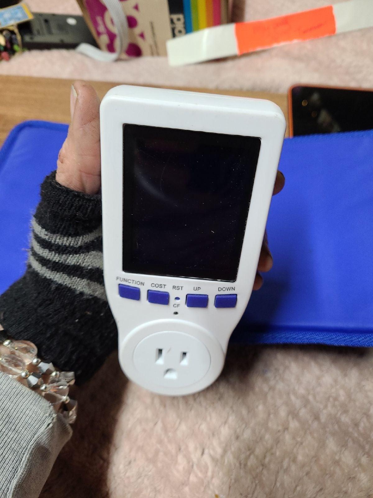 Electricity Monitor Analyzer