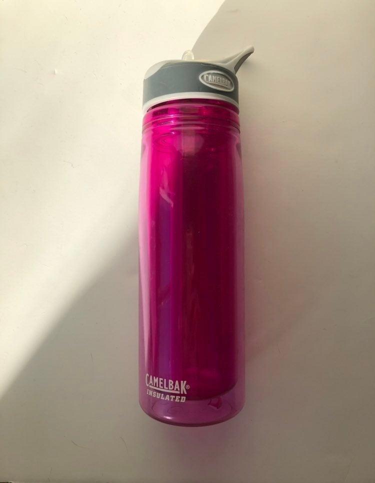 Camelbak insulated water bottle.