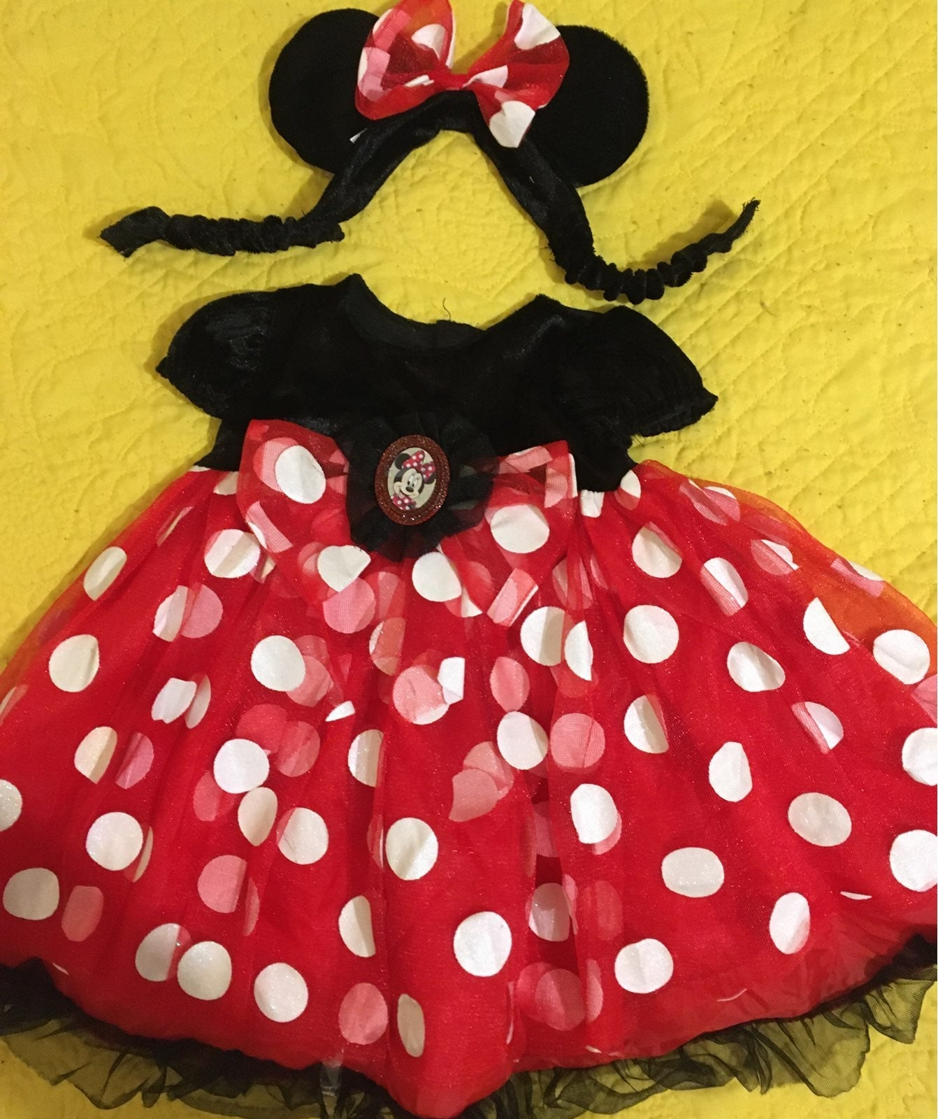 Disney Minnie Mouse dress up/ costume.