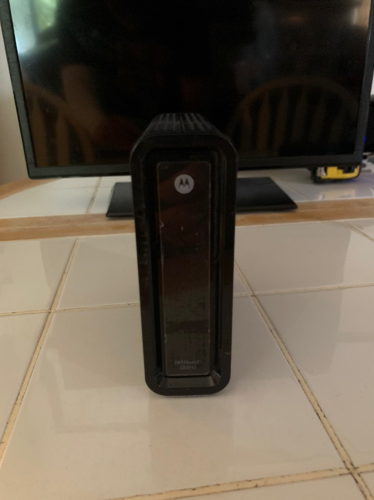 Motorola SURFboard® Wireless Cable Modem