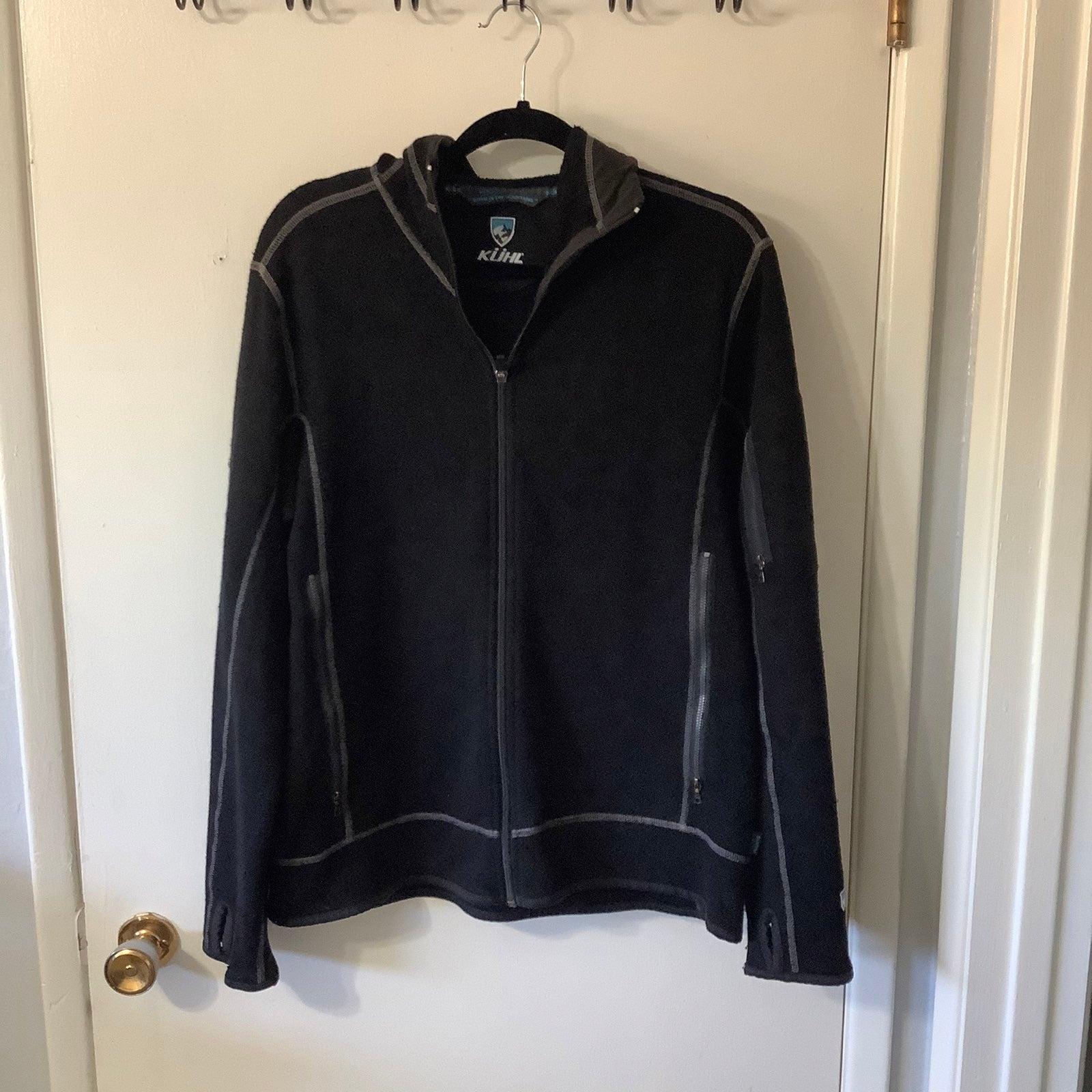 KÜHL Zipup Sweater