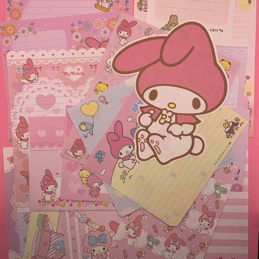 Sanrio stationary, My Melody bundle