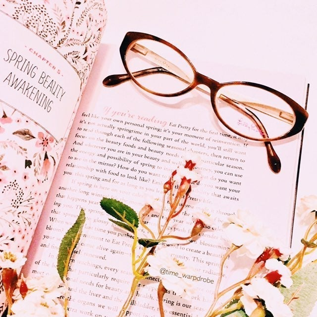 Lilly Pulitzer •:• Valerie Cat Eye Frame