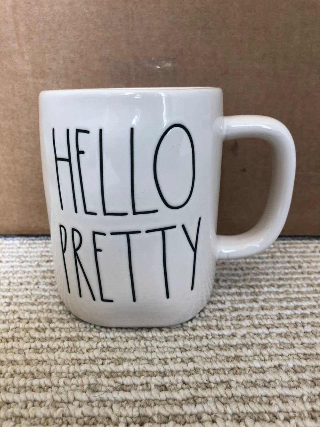 Rae Dunn Hello Pretty Mug
