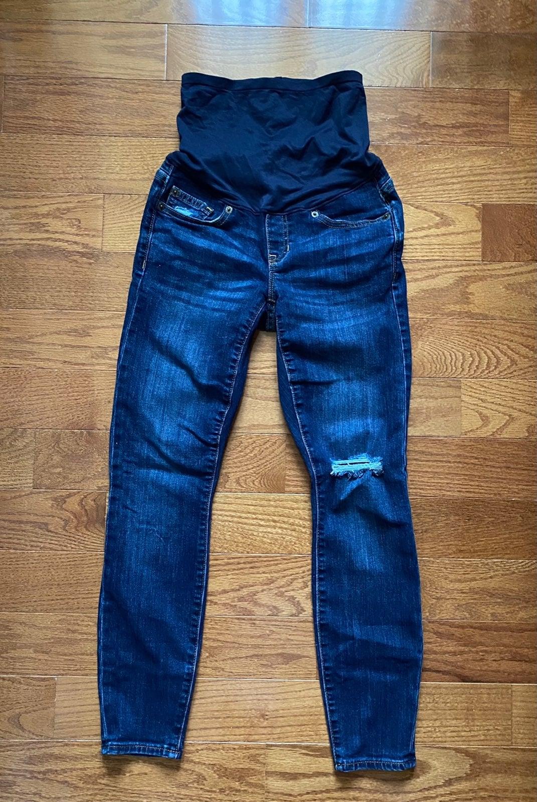 maternity jeans gap