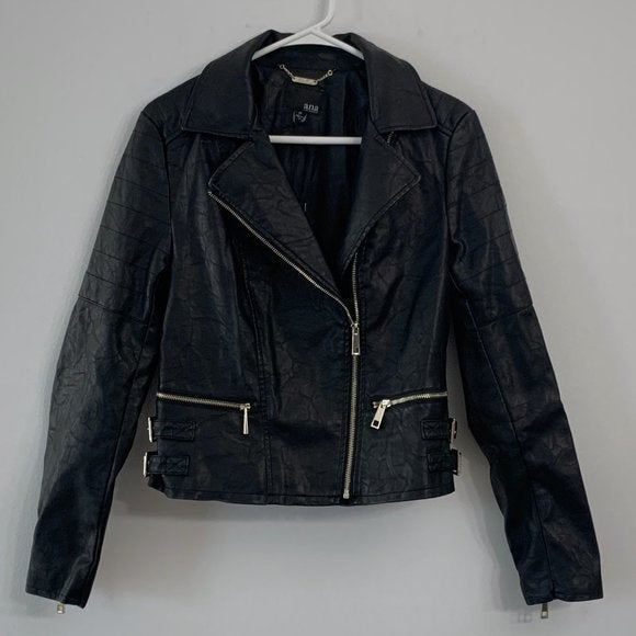 a.n.a Faux Leather Jacket New w/Tags