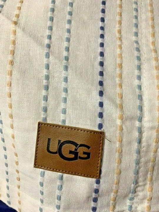 UGG Skye Striped 72-Inch x 72-Inch Show