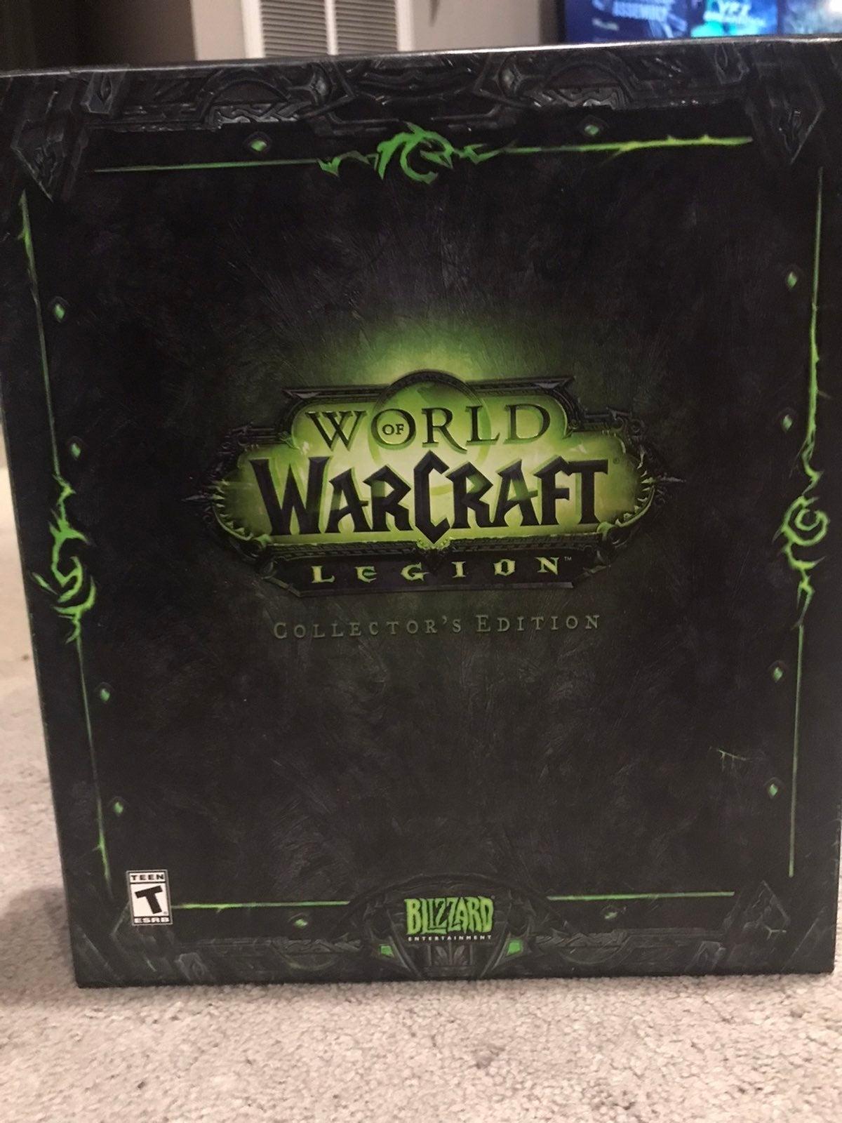 World of Warcraft: Legion CE