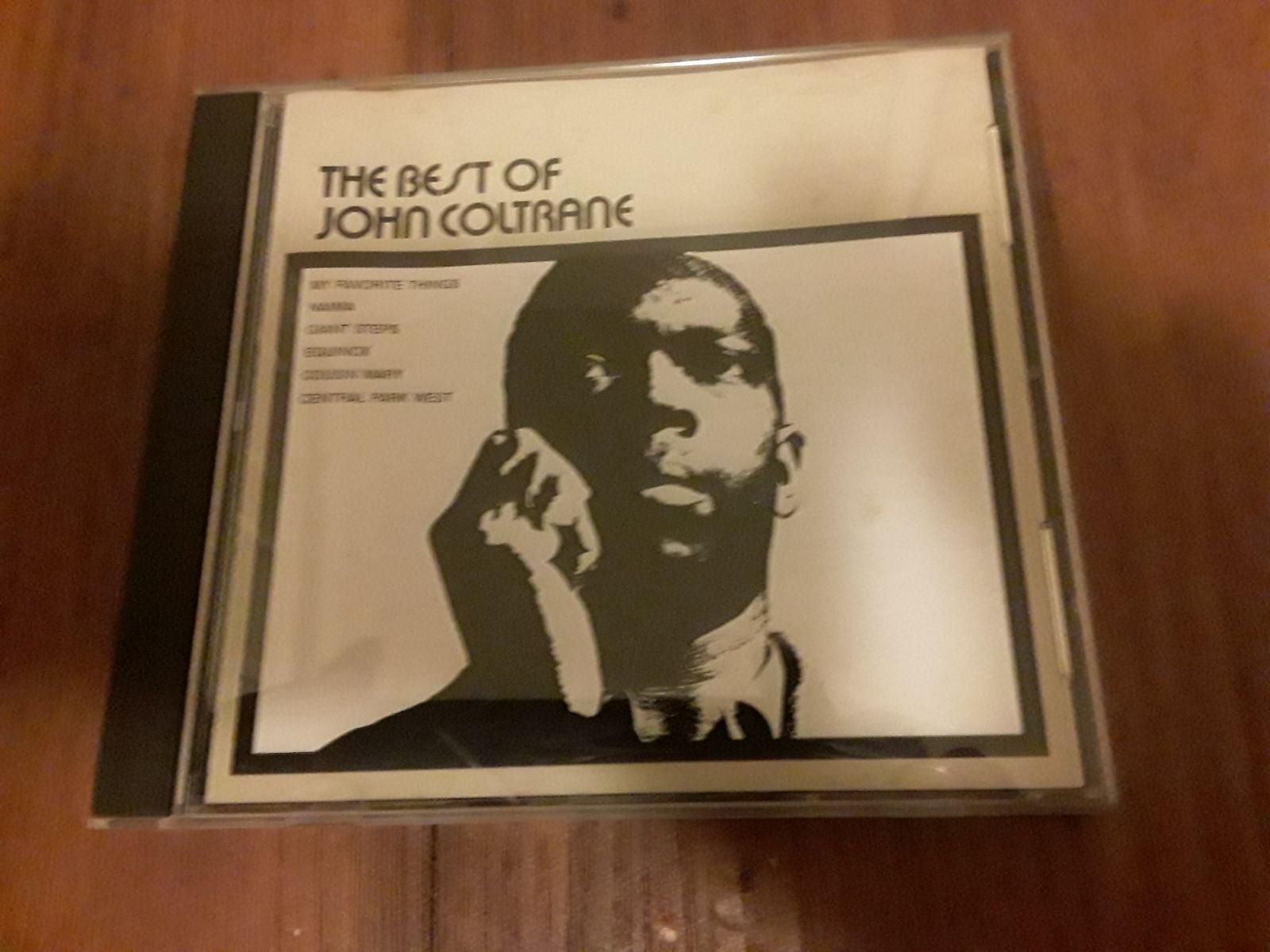 The best of John Coltrane CD