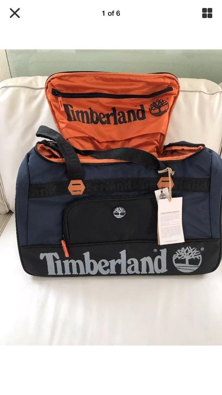 $260 Timberland Duffle Bag XL NWT