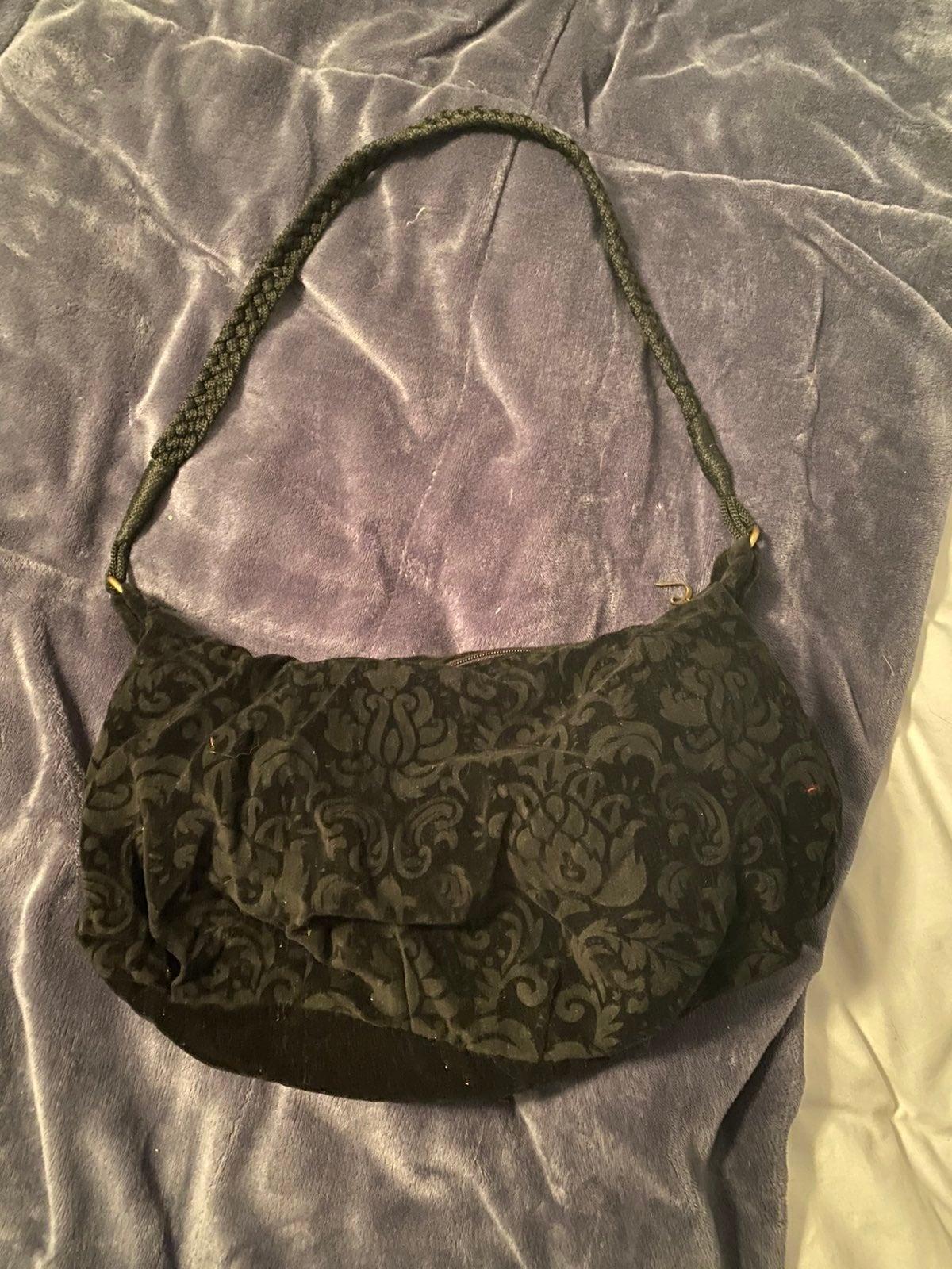 Candies Boho Style Handbag Purse
