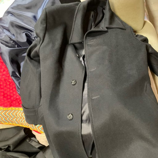 Custommade Men's Cashmere Coat