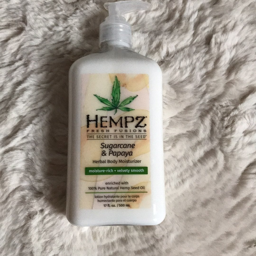 Hempz Herbal Moisturizer 17oz
