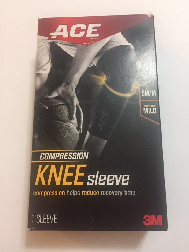 ACE Brand Compression Knee Sleeve 901516