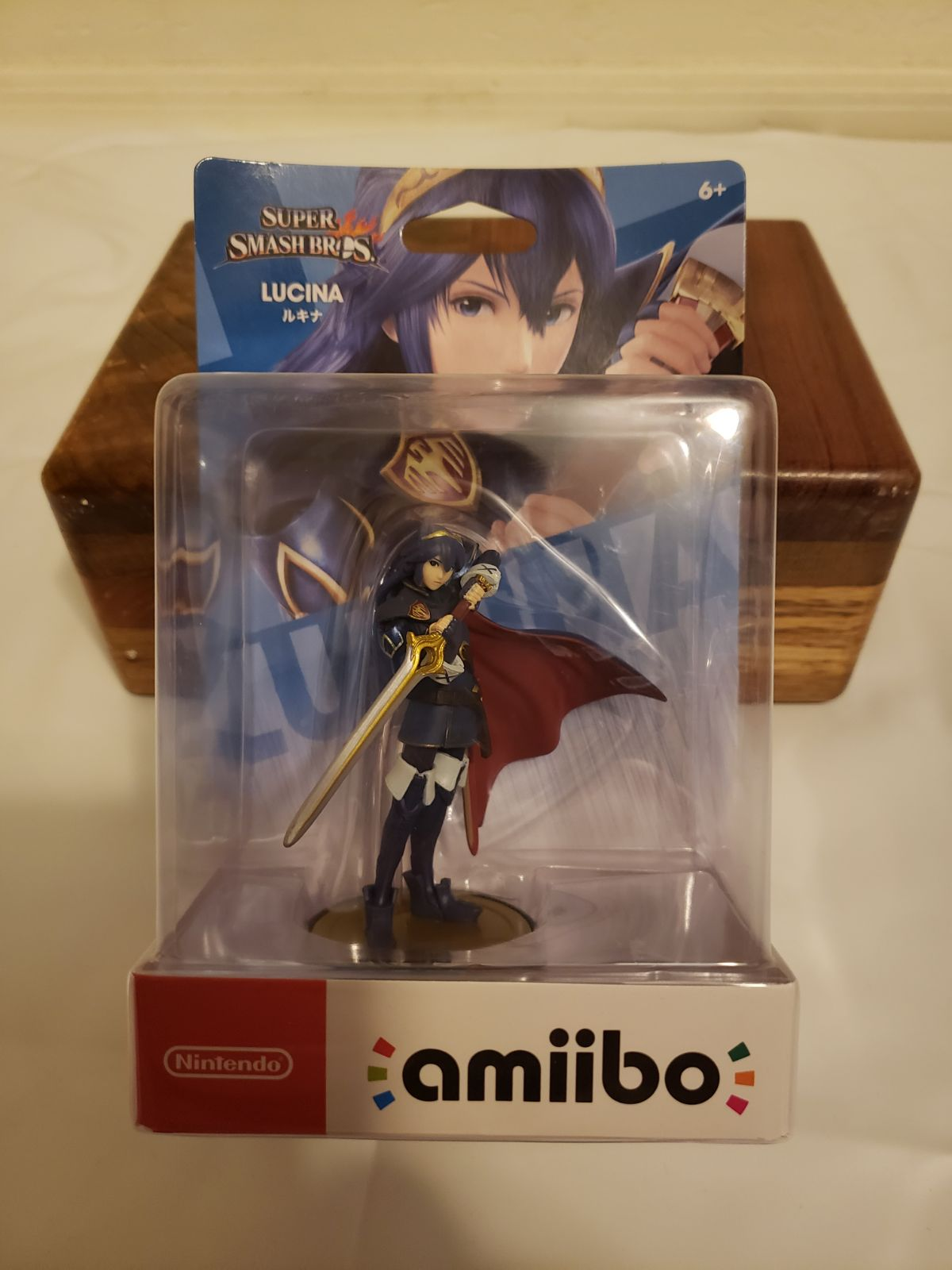 Amiibo Super Smash Bros