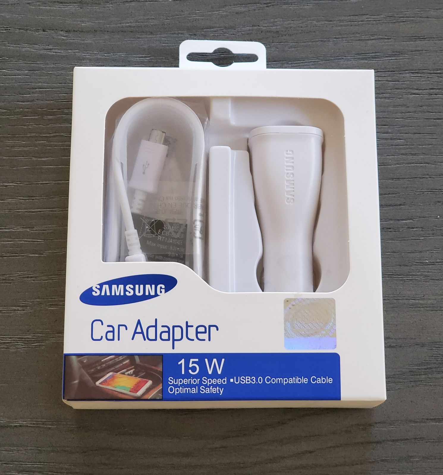 Samsung Fast USB Car Charger