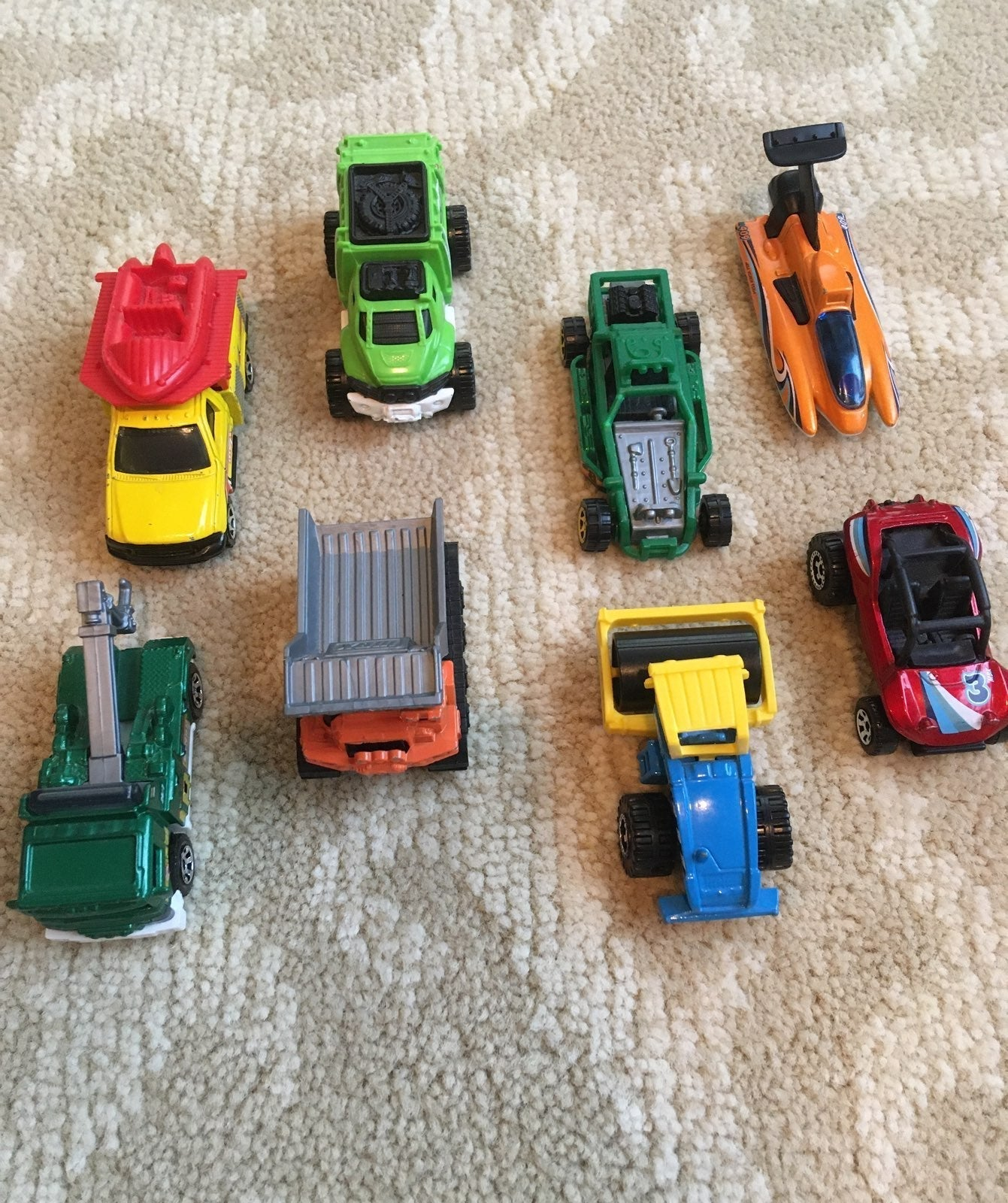 Matchbox Car Vehicle Bundle