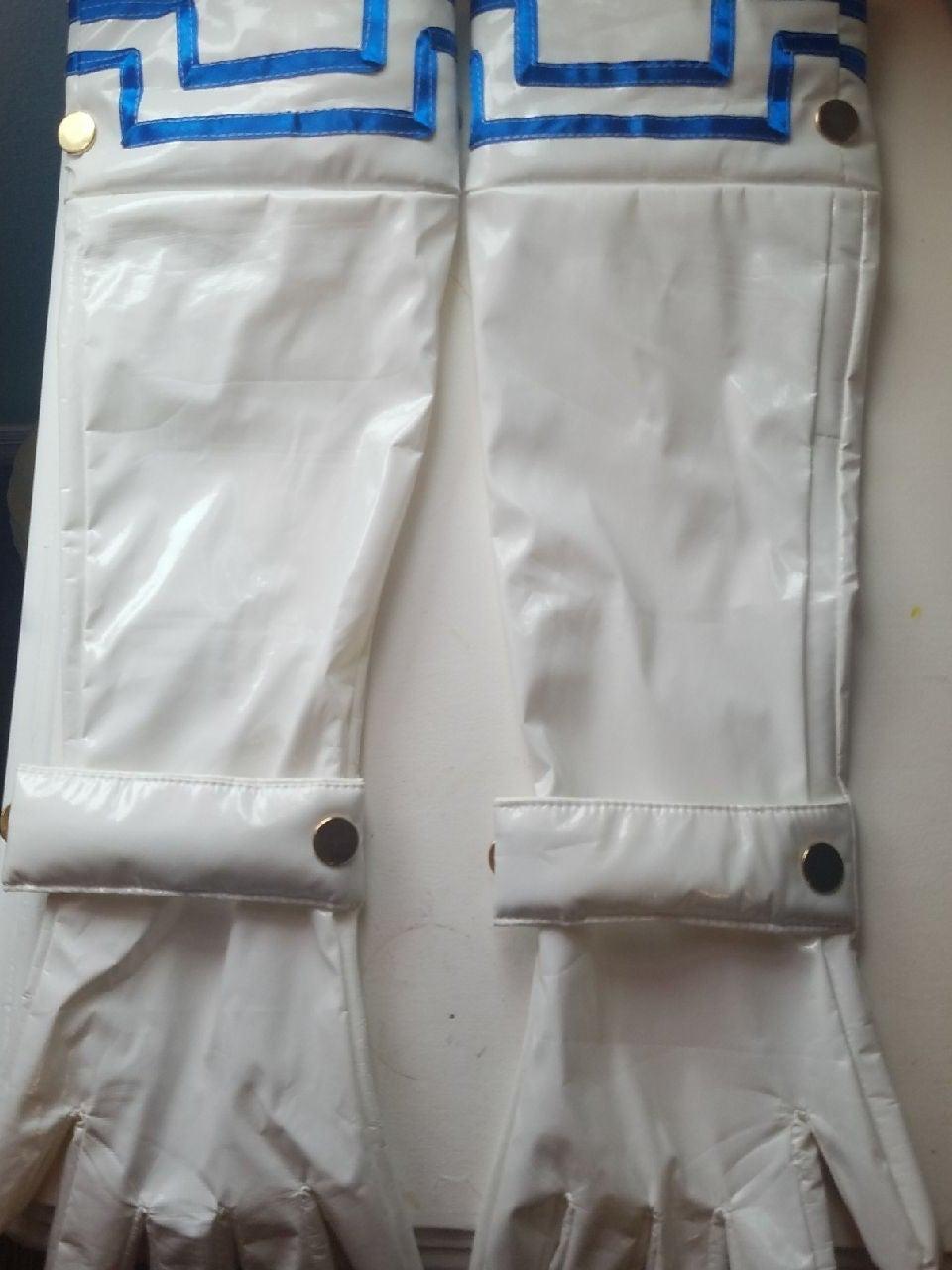 Deku Cosplay Gloves Midoriya Hero Suit