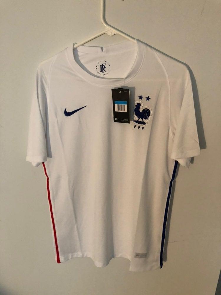 France Away 20/21 Size Medium