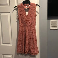 10755f369b87 Francesca's Collections Lace Detail Dresses | Mercari
